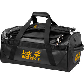 Jack Wolfskin Expedition Trunk 40 Duffle Bag, black